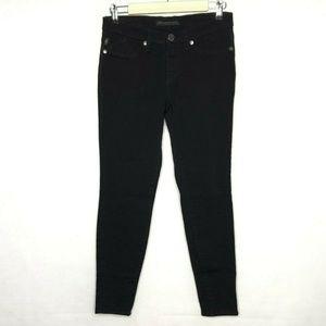 Rock & Republic Kashmiere Black Skinny Jeans 8